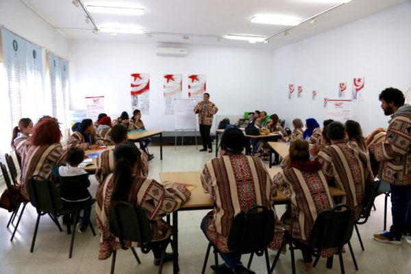 معسكر ESPWART للفنون البديلة بالحمامات (6)