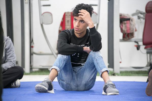 معسكر ESPWART للفنون البديلة بالشابة (6)