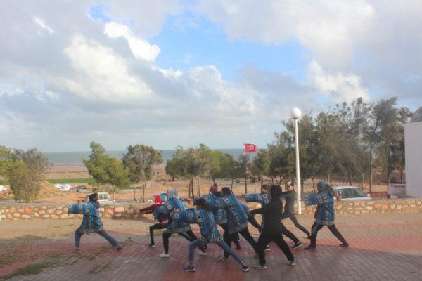 معسكر ESPWART للفنون البديلة ببنقردان (24)