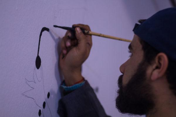 معسكر ESPWART للفنون البديلة ببنقردان (31)