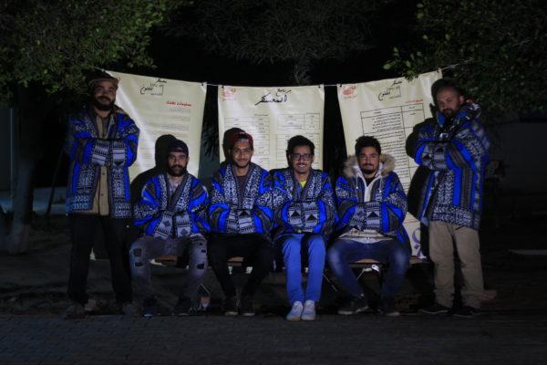 معسكر ESPWART للفنون البديلة ببنقردان (34)